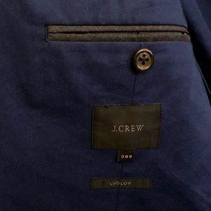 J. Crew Suits & Blazers - Ludlow blazer in Italian cotton, gently used